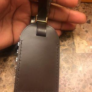 Louis Vuitton Bags - Louis Vuitton luggage tag Damier Ebene Custom